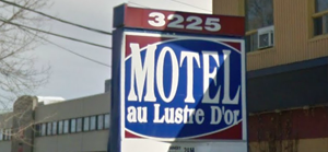 Logo Motel Lustre D'Or